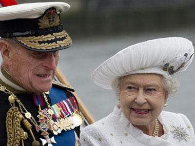 Buckingham Palace to rock 'n' roll?