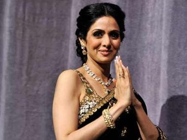 Want directors to decide if I am good for a role or not: Sridevi