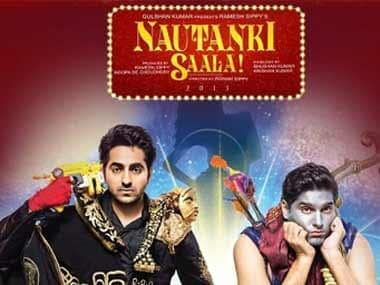 Movie review: Watch Nautanki Saala for Ayushman and Kunal Roy Kapur