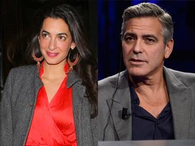 Here's how George Clooney proposed to Amal Alamuddin