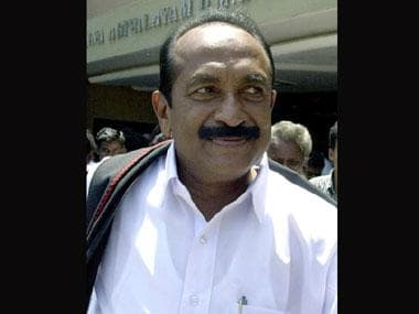 Kashmir won't be part of India on its 100th Independence Day, says MDMK's Vaiko; claims Congress 30% responsible for state's situation