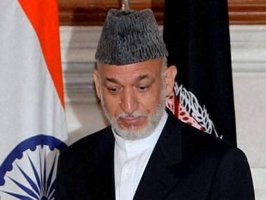 Hamid Karzai wants India to take up a larger role in Afghanistan but New Delhi is fixated on US gameplan