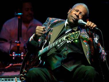 While his guitar gently weeps: Public farewell for BB King to be held in Las Vegas