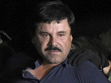Mexican drug kingpin El Chapo sentenced to life in US prison, given additional sentence of 30 years, fined $12.6 billion