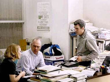 'Time to protect children and restore faith': Vatican media praises 'Spotlight' as giving voice to victims