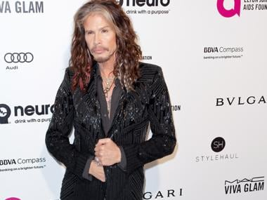 Aerosmith frontman Steven Tyler dating assistant 39 years his junior