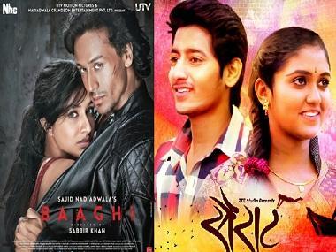 'Fandry' director Nagraj Manjule's 'Sairat' puts Bollywood love stories like 'Baaghi' to shame