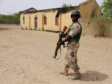 Nigeria church attack: 12 killed as gunmen open fire on worshippers; security agents cordon off site