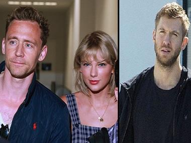 Calvin Harris is hurt by Taylor Swfit's new relationship with Tom Hiddleston
