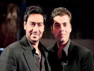 Kajol and Karan Johar's relationship no longer 'as warm as it was', says Ajay Devgn