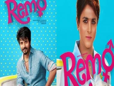 Watch: Sivakarthikeyan's role as a nurse stands out in the now viral trailer of Remo