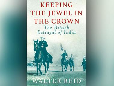 'Churchill and Gandhi were never going to be friends': Walter Reid