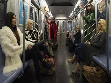 Ocean's 8 first look: Eight stunning beauties within one frame is a visual to die for