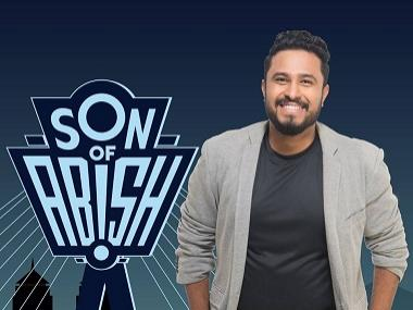 Abish Mathew talks about Son of Abish, and the things he does in the name of research