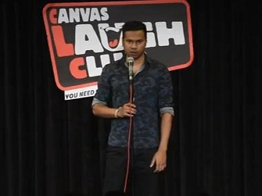 Watch: Daniel Fernandes dissects reasons why women get rape threats in this stand-up routine
