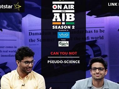 On Air With AIB Episode 2: Science, homophobia and religious fundamentalism