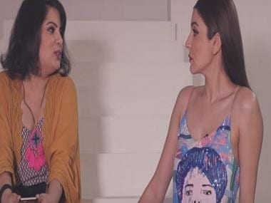 Mallika Dua, Anushka Sharma are hilarious in this Vogue video, and we can't wait to see more