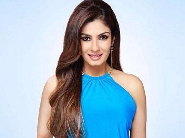Ranveena Tandon to launch three new webseries in collaboration with Baahubali producers