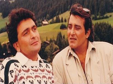 Rishi Kapoor slams young Bollywood for staying away from Vinod Khanna's funeral