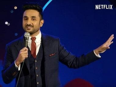 Vir Das on ABC's dramedy Whiskey Cavalier and Indian stereotypes on American television