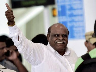 Former HC judge CS Karnan files nomination for LS polls from Central Chennai, says focus will be to expose corruption