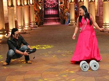 The Kapil Sharma Show: Bharti Singh hops onboard, chooses Kapil over Krushna Abhishek