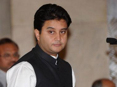 Parliament logjam engineered by govt to divert attention from PNB scam, Mosul massacre: Jyotiraditya Scindia tells Firstpost