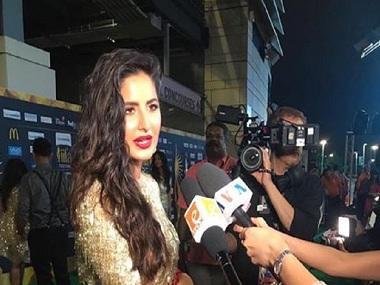 IIFA Rocks 2017: Check out Salman, Katrina, Alia Bhatt, Varun Dhawan on green carpet