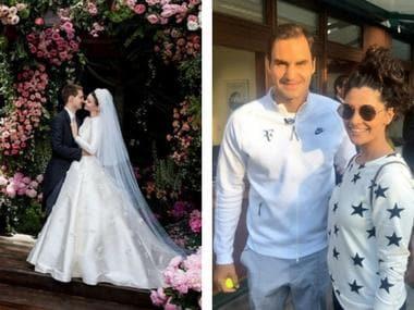 Miranda Kerr's wedding photos; Saiyami Kher's Federer moment: Social Media Stalkers' Guide