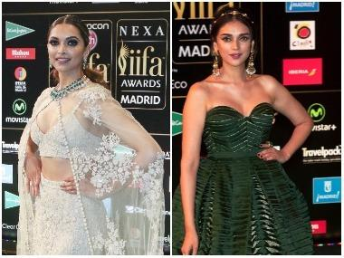 IIFA 2017: Here are the designers most often sported on the green carpet