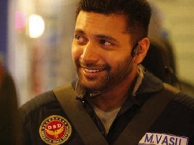 Jayam Ravi says Tik Tik Tik will be a significant milestone in Tamil cinema at film's audio launch