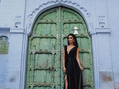 Pretty Little Liars star Shay Mitchell is on a Halle Berry-like hush hush trip to India