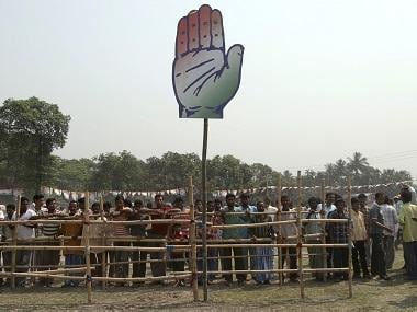 Congress, without a bastion of its own and no core voter base, needs to target 130 Lok Sabha seats and attract regional allies