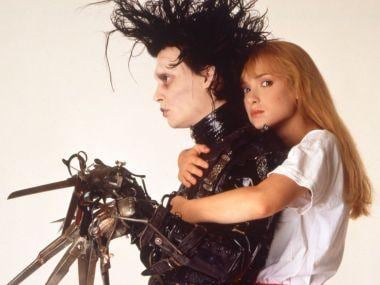 Edward Scissorhands: How Tim Burton's cult classic led to an enduring collaboration with Johnny Depp