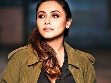 Rani Mukerji announces Mardaani 2: It's an extraordinary script; can't wait to start shooting