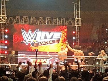 WWE Live in India: Never about the 'sport', this visual spectacle remains all about the stories