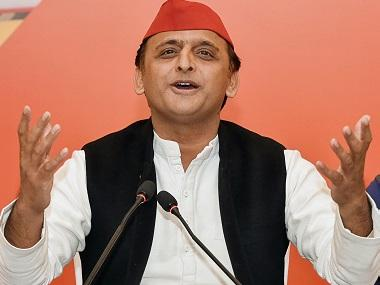 'Jhoot, boot campaign on by BJP': Akhilesh Yadav takes dig at saffron party over Rafale deal, MP-MLA shoe brawl