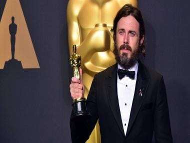 Casey Affleck says Light of My Life isn't a response to sexual assault allegations against him