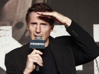 Liam Neeson says the #MeToo movement has turned into 'a bit of a witch hunt' in Hollywood