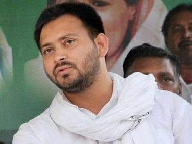Tejashwi Yadav to launch 'Berozgari Hatao, Arakashan Badhao' yatra from Darbhanga today