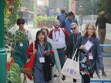 Twitter account JLF Insider returns to the 'Kumbh Mela' of literature festivals with characteristic snark