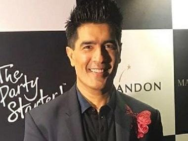 Designer Manish Malhotra to launch new cosmetic line in collaboration with European beauty brand