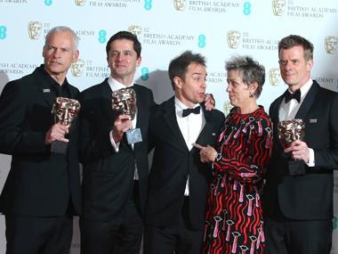 BAFTA 2018: Three Billboards Outside Ebbing, Missouri wins five awards including best film; Gary Oldman gets best actor