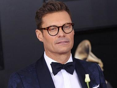 Golden Globes 2019: Ryan Seacrest criticised for wearing Time's Up bracelet a year after sexual misconduct claims