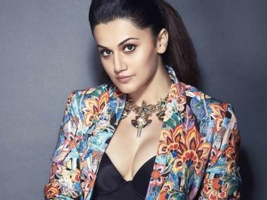 Taapsee Pannu disappointed over being dropped from Pati, Patni Aur Woh remake: 'I deserve an answer'