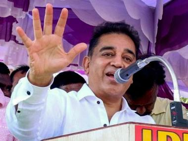 FIR filed against Kamal Haasan for 'outraging religious feelings' with his 'Hindu terrorist' remark on Nathuram Godse