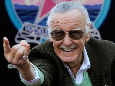 Marvel Comics icon Stan Lee honoured at Los Angeles premiere of Spider-Man: Into the Spiderverse