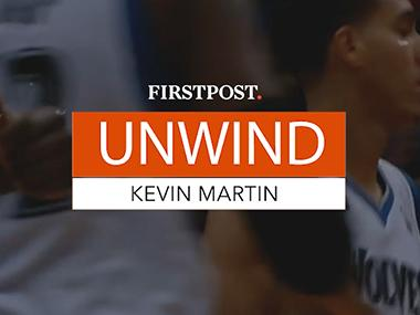 Unwind: Kevin Martin on NFL vs Trump, big men shooting threes, and life as an NBA ambassador