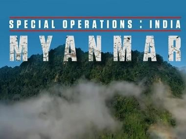 Special Operations India: Myanmar — A documentary on India's counter insurgency operation along Indo-Myanmar border