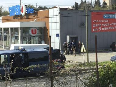 France hostage crisis: Three persons killed in suspected Islamic State attack; PM Edouard Philippe says it is 'terror attack'